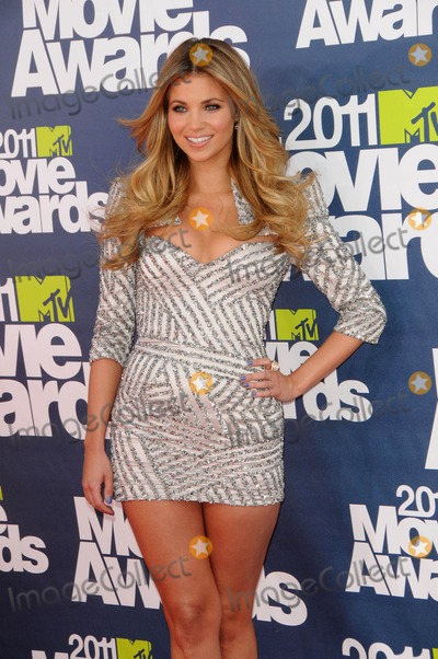 Amber Lancaster Photo - Amber Lancaster attending the 2011 Mtv Movie Awards Arrivals Held at  Universal Studios in Universal City, California on 6/5/11