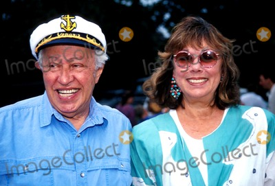 Adolph Green, Phyllis Newman Photo - Sd07/23/94 Adolph Green_phyllis Newman ,South Hampton Obit