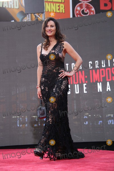 """America Olivo Photo - America Olivo attends the """"Mission Impossible:rogue Nation"""" Us Premiere Times Square, NYC July 27, 2015 Photos by Sonia Moskowitz, Globe Photos Inc"""