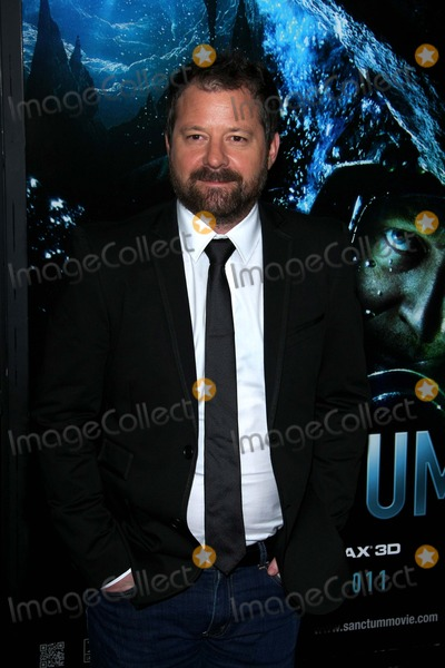 "Alister Grierson Photo - Alister Grierson Director the World Premiere of ""Sanctum"" Held at the Mann's Chinese 6 Theatre in Hollywood, California on 01-31-2011 photo by Graham Whitby Boot-allstar - Globe Photos, Inc."