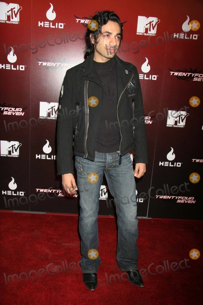 """Anand Jon Photo - """"Twentyfourseven"""" Premiere & Launch Party Presented by Mtv Networks Area, West Hollywood, CA 11-29-2006 Anand Jon Photo: Clinton H. Wallace-photomundo-Globe Photos Inc"""