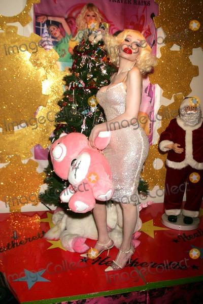 Amanda Lepore Photo - Heatherette Designers Have 'Christmas Party' in April. 7305th Ave, New York City. 04-28-2005 Photo by Rick Mackler-rangefinder-Globe Photos, Inc. 2005 Amanda Lepore
