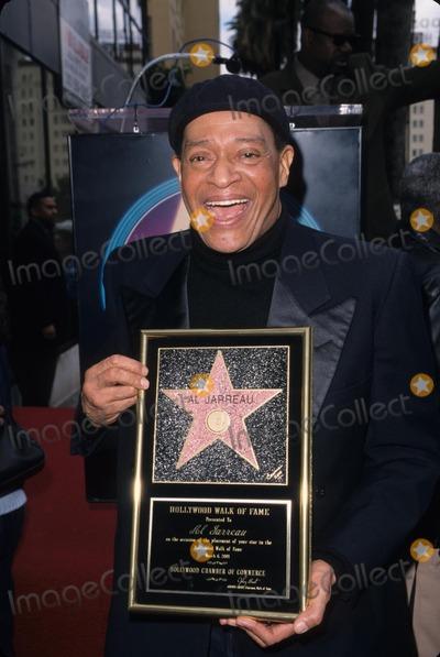 Al Jarreau Photo - AL Jarreau Star Hollywood Walk of Fame in Hollywood , Ca. 2001 K21233psk Photo by Paul Skipper-Globe Photos, Inc.
