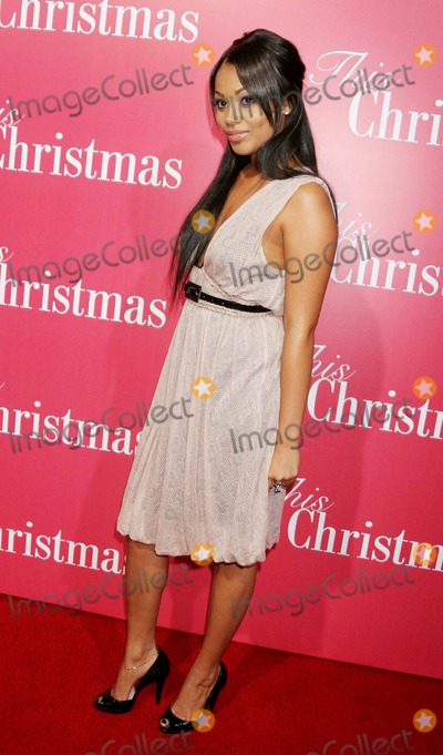 This Christmas Lauren London.Photos And Pictures This Christmas World Premiere The