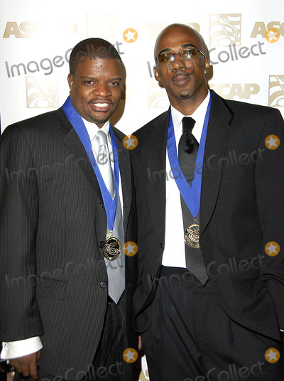 Ralph Tresvant, Ricky Bell Photo - Ricky Bell and Ralph Tresvant During the 19th Annual Ascap Rhythm and Soul Awards, Held at the Beverly Hilton Hotel, on June 26, 2006, in Beverly Hills, California. Photo by Michael Germana-Globe Photos