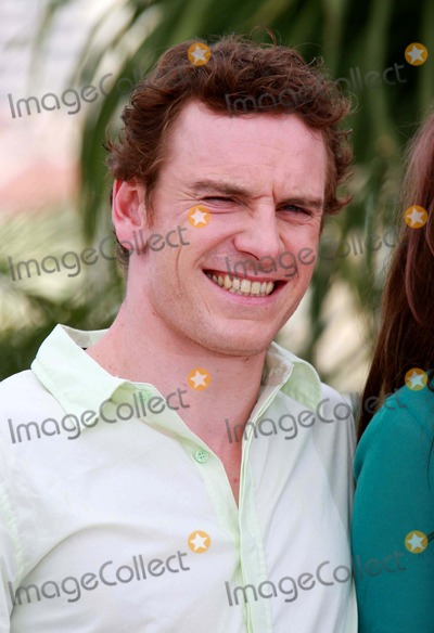 """Michael Fassbender, Tank Photo - Michael Fassbender Actor """"Fish Tank"""" Photo Call at the 2009 Cannes Film Festival at Palais Des Festival Cannes, France 05-14-2009 Photo by David Gadd Allstar--Globe Photos, Inc. 2009"""