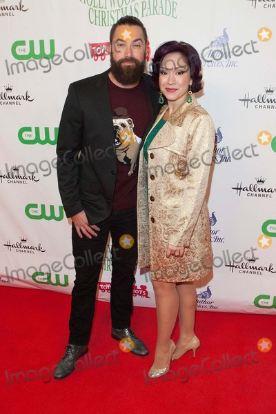 Ace Young, Diana DeGarmo Photo - Diana Degarmo, Ace Young Attend the Hollywood Christmas Parade on November 29th, 2015 on Hollywood Boulevard in Hollywood,california.photo:tony Lowe/Globephotos