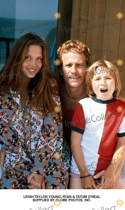 Tatum O'Neal, Tatum O'Neal, Leigh Taylor-Young, TATUM ONEAL, Ryan O'Neal Photo - Leigh Taylor Young, Ryan & Tatum O'neal Supplied by Globe Photos, Inc.