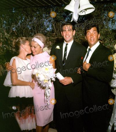 Janet Leigh, Jeanne Martin Photo - Janet Leigh/robert Brandt Wedding Dean/jeanne Martin Photo: Nate Cutler/Globe Photos Inc