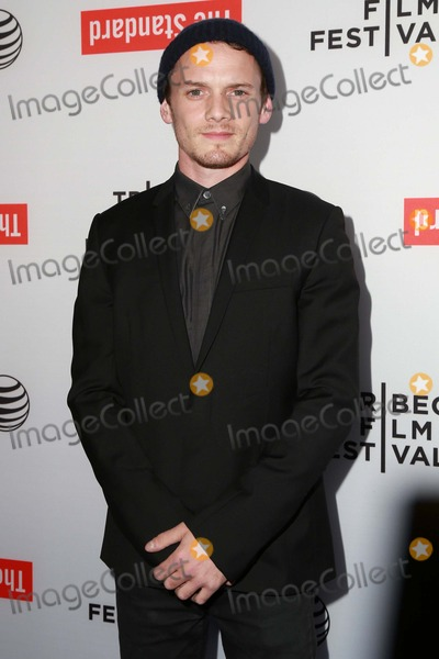 Anton Yelchin Photo - Anton Yelchin attends the Tribeca Film Festival on March 23rd, 2015 at the Standard Hollywood in West Hollywood. California. Usa.photo:leopold/Globephotos