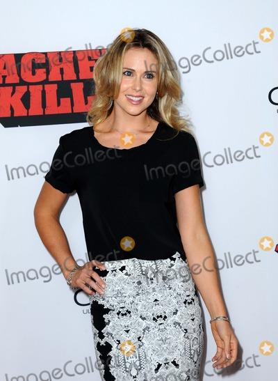 "Anna Hutchinson Photo - Anna Hutchinson attending the Los Angeles Premiere ""Machete Kills"" Held at the Regal Cinemas LA Live in Los Angeles, California on October 2, 2013 Photo by: D. Long- Globe Photos Inc."