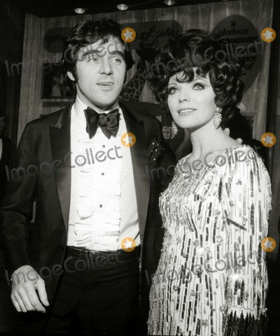 Anthony Newley, Joan Collins Photo - Anthony Newley and Joan Collins Photo: Nate Cutler/Globe Photos Inc