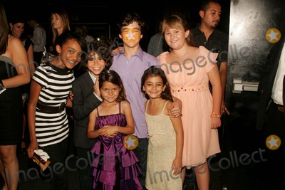 Cameron Boyce, Alexys Nycole-Sanchez, ADA-NICOLE SANGER, JAKE GOLDBERG, China McClain, China Anne Photo - Arrivals and Departures at the New York Premiere of Grown Ups NYC 06-23-2010 Photos by Rick Mackler Rangefinder-Globe Photos Inc.2010 China Ann Mcclain, Cameron Boyce, Alexy Nycole Sanchez, Jake Goldberg, Ada -Nicole Sanger & Friend