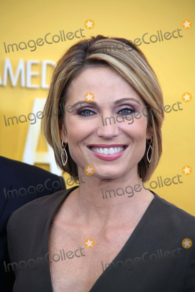 "Amy Robach Photo - Amy Robach attends the New York Premiere of ""He Named Me Malala"" the Ziegfeld Theater, NYC September 24, 2015 Photos by Sonia Moskowitz, Globe Photos Inc"