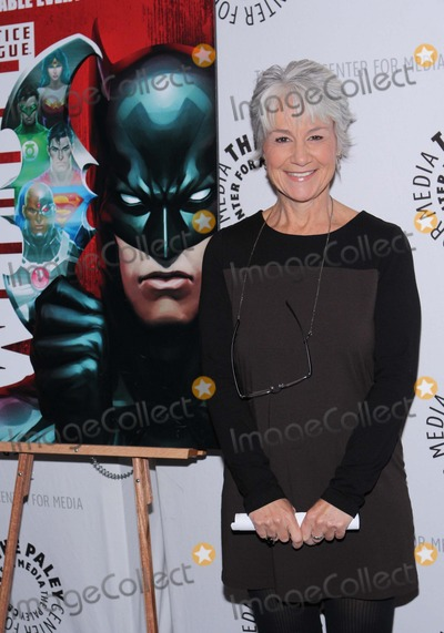 "Andrea Romano Photo - Andrea Romano Paley Center For Media Presents Screening of ""Justice League:doom"" Held at the Paley Center For Media , Beverly Hills,ca. Febuary 16 - 2012.photo:tleopold/Globephotos"