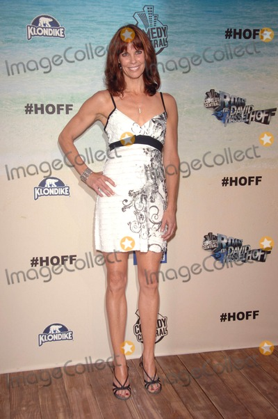 Alexandra Paul, David Hasselhoff Photo - Alexandra Paul attending the Comedy Central Roast of David Hasselhoff Held at the Sony Pictures Studios in Culver City, California on August 1, 2010 Photo by: D. Long- Globe Photos Inc. 2010