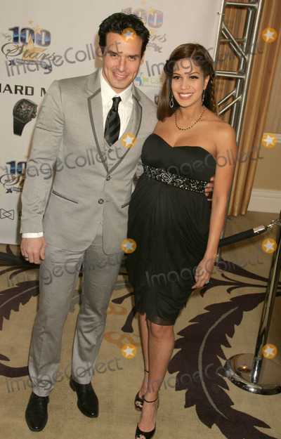 "Antonio Sabato Jr., Antonio Sabato, Jr., Star Academy Photo - 21st Annual ""Night of 100 Stars"" Academy Awards Viewing Party Beverly Hills Hotel-crystal Ballroom, Beverly Hills, CA 02/27/2011 Antonio Sabato Jr and Cheryl Mona Marie photo by Clinton H. Wallace-ipol-globe Photos Inc"