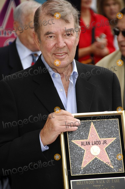 Alan Ladd Photo - Alan Ladd Jr. Receives a Star on the Hollywood Walk of Fame, Hollywood, CA 09-28-2007 Photo by Michael Germana-Globe Photos