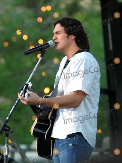 Joe Nichols, Joe Corré Photo - Joe Nichols, Sundance Square, Fort Worth, TX 04/08/2006, Chevy Days of Thunder, Photo by Jeff Newman-Globe Photos