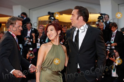 Alice Kim, Alice Kim Cage, Nicolas Cage Photo - Nicolas Cage, Alice Kim Cage Joe Premiere 70th Venice Film Festival Venice, Italy August 30, 2013 Roger Harvey