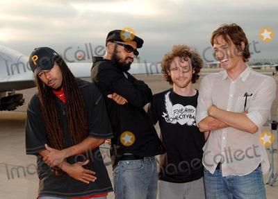 incubus Photo - Stealth World Premiere at the Naval Air Station North Island Coronado, CA 07-17-2005 Photo by Fitzroy Barrett / Globe Photos Inc. 2005 Incubus