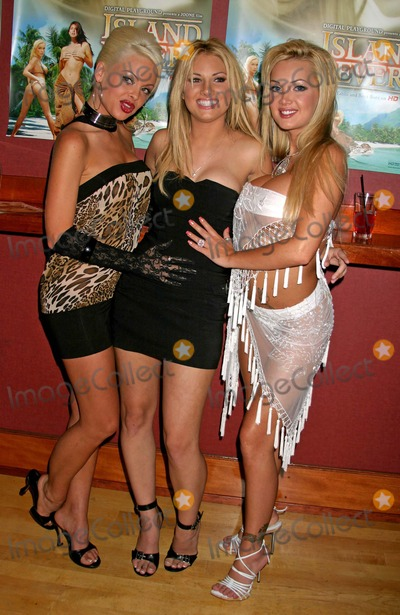 Jesse Jane Teagan Presley Photo Island Fever  Release Party Starring Jesse Jane And
