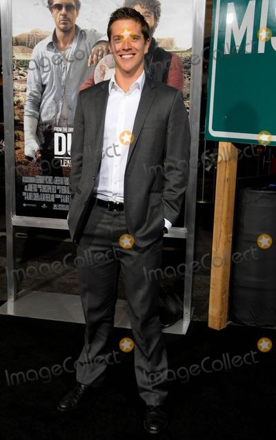 Adam Sztykiel, Grauman's Chinese Theatre Photo - Adam Sztykiel attending the Los Angeles Premiere of Due Date Held at the Grauman's Chinese Theatre in Hollywood, California on October 28, 2010 Photo by: D. Long- Globe Photos Inc. 2010dan Goldberg