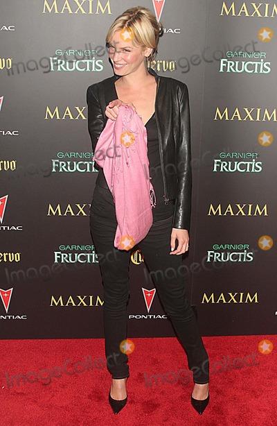 Ashley Scott, John B Photo - Maxim Hot 100 Party - Arrivals Buddah Bar-nyc 05/17/06 Ashley Scott Photo By:john B. Zissel-ipol-Globe Photos, Inc. 2006