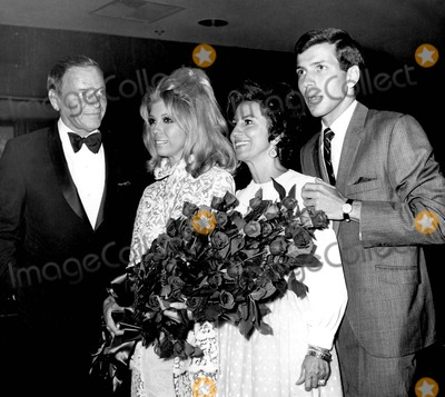 Frank Sinatra, Frank Sinatra Jr., Nancy Sinatra Photo - Frank Sinatra with Nancy Sinatra Jr. , Nancy Sinatra Sr. and Frank Sinatra Jr. at Party For Frank Sinatra 1969 #6526 Photo by Phil Roach-ipol-Globe Photos, Inc.