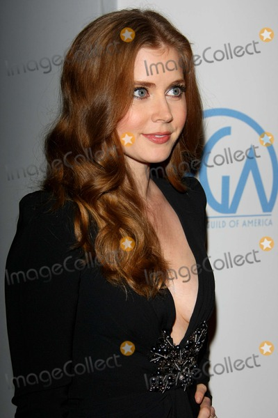 Amy Adams Photo - Amy Adams Actress the 22nd Annual Producer's Guild Awards at Hotel Beverly Hilton in Beverly Hills, Los Angeles, Usa,01-22-2011 photo by Graham Whitby Boot-allstar - Globe Photos, Inc. 2011