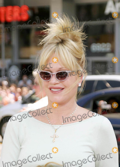 "Melanie Griffith, Melanie Griffiths, Grauman's Chinese Theatre Photo - "" Charlie and the Chocolate Factory "", World Premiere at the Grauman's Chinese Theatre, Hollywood, California. 7-10-2005 Photo by: Ed Geller-Globe Photos, Inc 2005 Melanie Griffith"