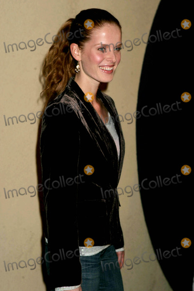 "Rebecca Mader, The Darkness Photo - Special Release Party For the Movie, ""Alone in the Dark"". Quo, 511 West, 28th Street, New York City. 1-26-2005 Photo: Rick Mackler-rangefinders-Globe Photos Inc 2005 Rebecca Mader"