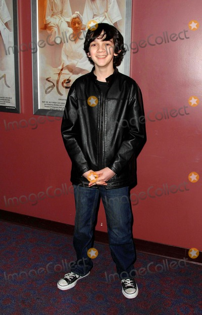 "Zach Mills Photo - Premiere Screening of ""Steam"" at Laemmle's Sunset 5 in West Hollywood, CA 03-13-2009 Image: Zach Mills Photo: Scott Kirkland / Globe Photos"