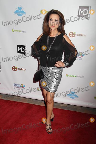 """Audrey Hepburn Photo - Dream Builders Project Presents the 2nd Annual """"a Brighter Future For Children"""" to Benefit the Audrey Hepburn Cares Center at Children's Hospital Los Angeles Taglyan Cultural Complex, Hollywood, CA 03/05/2015 Lena Nguyen Clinton H. Wallace/ipol/Globe Photos"""