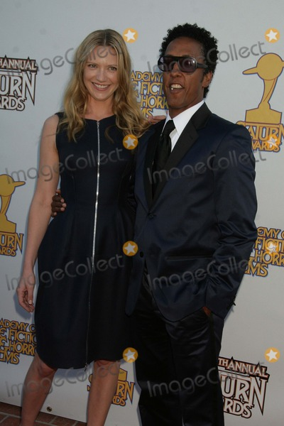Andre Royo, Anna Torv, Saturn Awards Photo - The 37th Annual Saturn Awards - Red Carpet the Castaway, Burbank, CA 06/23/2011 Anna Torv and Andre Royo photo: Clinton H. wallace-ipol-globe Photos Inc 2011