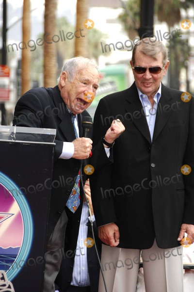 Mel Brooks, Alan Ladd Photo - Alan Ladd Jr. Receives a Star on the Hollywood Walk of Fame, Hollywood, CA 09-28-2007 Photo by Michael Germana-Globe Photos 2007 Alan Ladd Jr. and Mel Brooks