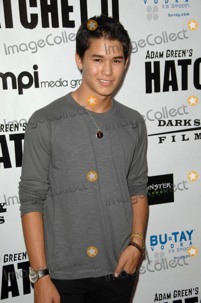 BooBoo Stewart Photo - Booboo Stewart attending the Los Angeles Premiere of Hatchet Ii Held at the Egyptian Theatre in Hollywood, California on September 28, 2010 Photo by: D. Long- Globe Photos Inc. 2010