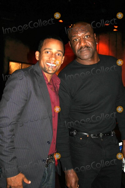 "Andre Harrell, Delroy Lindo, Heavy D, Heavy D., Hill Harper, Jay-Z, Jay Z Photo - ""Medal of Honor Rag"" Vip Reception For Heavy D Hosted by Jay Z & Andre Harrell Egyptian Arena Theatre, Hollywood, CA 06-27-2005 Photo: Clinton.h.wallace/ipol/Globe Photos Inc Hill Harper and Delroy Lindo"