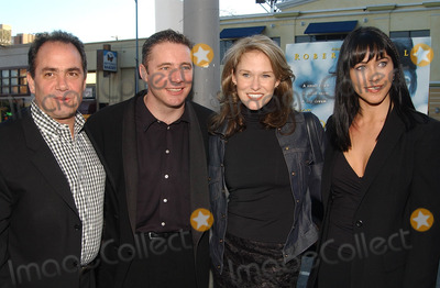 Ally Mccoist, Libby Langdon, Michael Corrente Photo - : a Shot at Glory Premiere the Crest Theater, Westwood, CA 04/23/2002 Michael Corrente and Wife Libby Langdon with Kristy Mitchell and Ally Mccoist Photo by Amy Graves/Globe Photos,inc2002 (D)