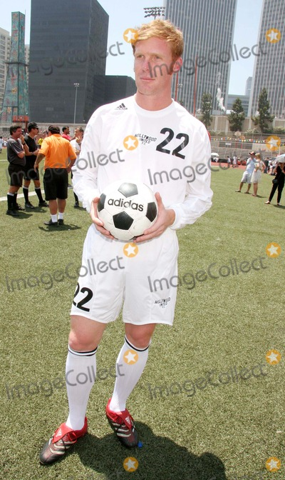 """Alexi Lalas, LaLa Photo - """"Soccer For Survivors"""" Celebrity Soccer Match Hosted by the Hollywood United Football Club Beverly Hills High School, Beverly Hills, CA 07-22-07 Alexi Lalas Photo: Clinton H. Wallace-photomundo-Globe Photos Inc"""