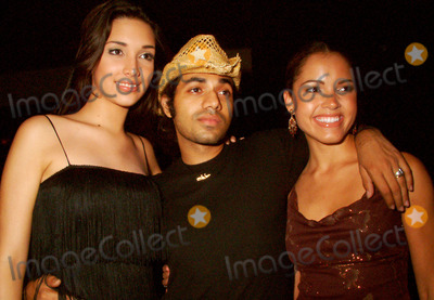Amelia Vega, Anand Jon, Susie Castillo Photo - Amelia Vega, Anand Jon and Susie Castillo. Press Conference For Helping Hands Benefit at the Royalton in New York City 9/15/2003 Photo By:mitchell Levy/rangefinders/Globe Photos, Inc