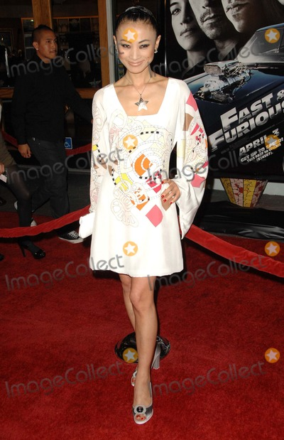 """Bai Ling Photo - the World Premiere of """"Fast & Furious"""" Held at the Universal Studios Gibson Amphitheatre in Universal City, California on March 12, 2009 Photo: David Longendyke-Globe Photos Inc. 2009 Image: Bai Ling"""