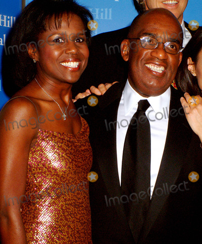 Photos and Pictures - AL Roker and Wife Deborah Roberts