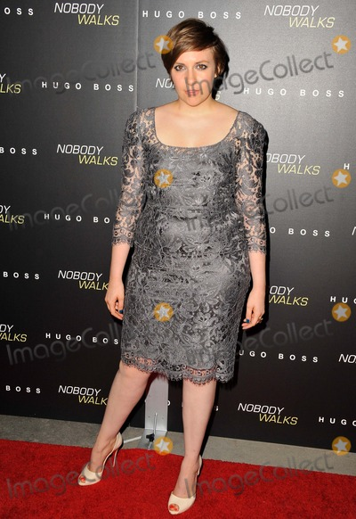 "Lena Dunham Photo - Lena Dunham attending the Los Angeles Premiere of ""Nobody Walks"" Held at the Arclight Theater in Hollywood, California on October 2, 2012 Photo by: D. Long- Globe Photos Inc."