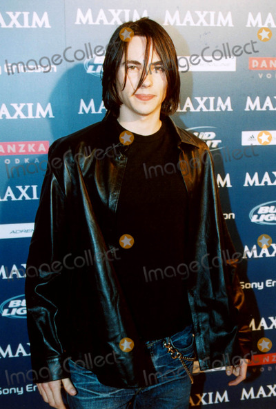 Ben Jelen, Michelle Branch Photo - Maxim Sno Magazine Party Hosted by January Cover Girl Michelle Branch in New York City 12/10/2003 Photo By:ken Rumments/Globe Photos Inc 2003 Ben Jelen