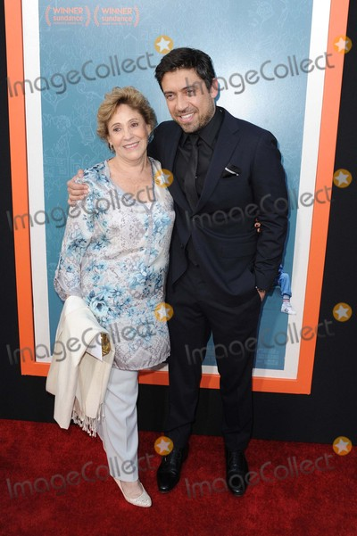 """Gomez, Alfonso Gomez-Rejon Photo - Alfonso Gomez-rejon attending the Los Angeles Premiere of """"Me and Earl and the Dying Girl"""" Held at the Harmony Gold Theater in Los Angeles, California on June 3, 2015 Photo by: D. Long- Globe Photos Inc."""