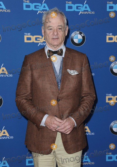 Bill Murray Photo - Bill Murray attending the 67th Annual Directors Guild of America Awards Held at the Hyatt Regency Century Plaza Hotel in Culver City, California on February 7, 2015 Photo by: D. Long- Globe Photos Inc.