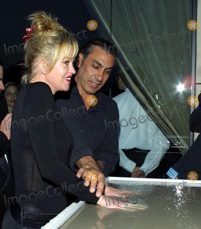 "Melanie Griffith, Stella Adler, Melanie Griffiths Photo - Sd0601 ""2002 Stella Adler Awards - LA"" the Highlands, Hollywood. CA. Melanie Griffith Photo: Tom Rodriguez / Globe Photos Inc. (c)"