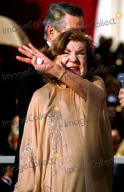 Anne Ramsey Photo - Academy Awards / Oscar 14961 Anne Ramsey Photo By:james Colburn/ipol/Globe Photos, Inc