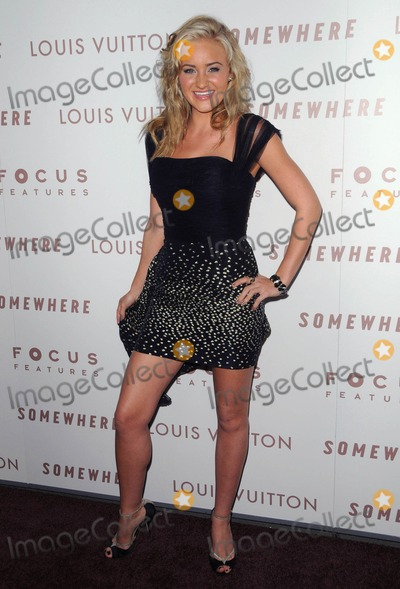 "A. J. Michalka, A.J. Michalka, Sophia Coppola Photo - A J Michalka attending the Los Angeles Premiere of Sophia Coppola's ""Somewhere"" Held at the Arclight Theater in Hollywood, California on December 7, 2010 Photo by: D. Long- Globe Photos Inc. 2010"